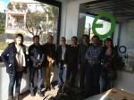 Peu de foto: Anna Camp, Joan Carles Novella, Robert Pou, Enric González, Franc Comino, Jordi Rabat, Bartomeu Casals i Núria Palmada.
